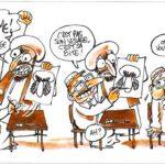 מדוע מוסלמים לא מסוגלים לצחוק על מוחמד? מאת דויד גולמן